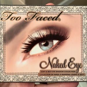 Too faced naked palette